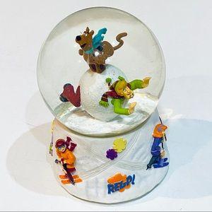 2000 Scooby-Doo&Shaggy snow globe Hungarian  no.5
